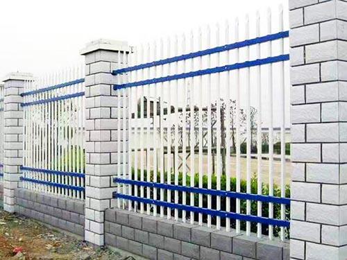锌钢组合护栏